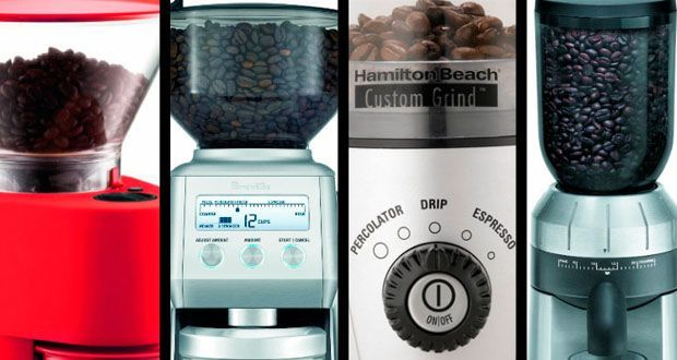 Top Coffee Grinders Home Barista