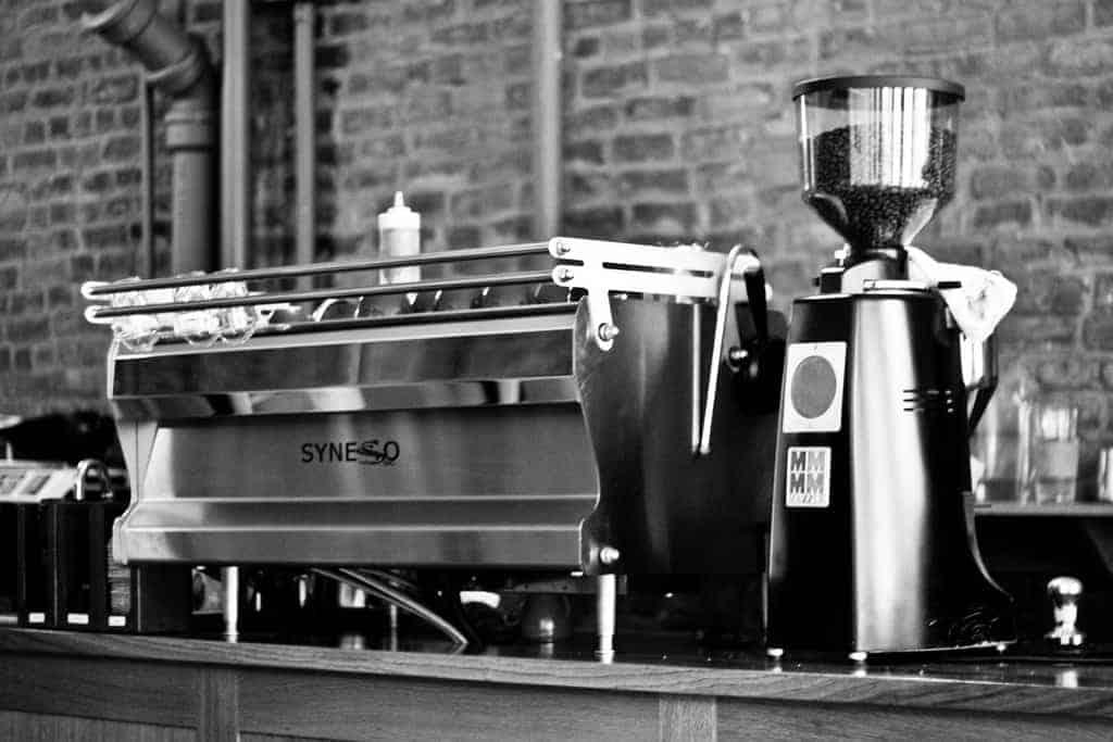 synesso espresso machine