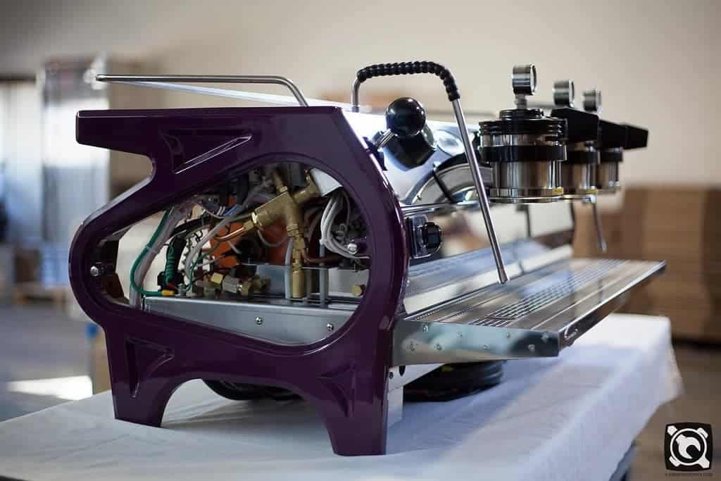 6 cool espresso machines that every barista wants. Black Bedroom Furniture Sets. Home Design Ideas