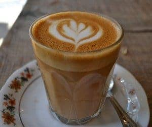 how to make a cafe latte