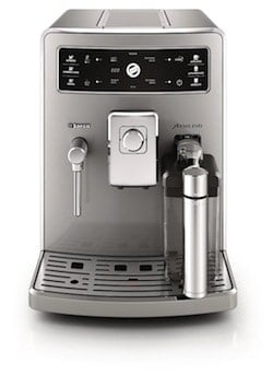 Saeco Xelsis Espresso Machine With Milk Steamer