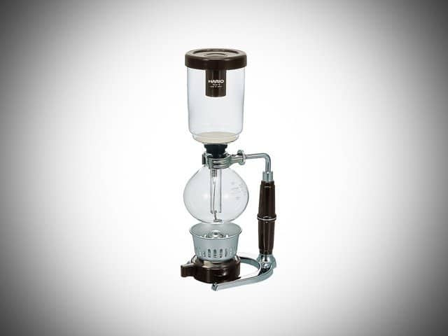 syphon coffee and siphon vacuum maker