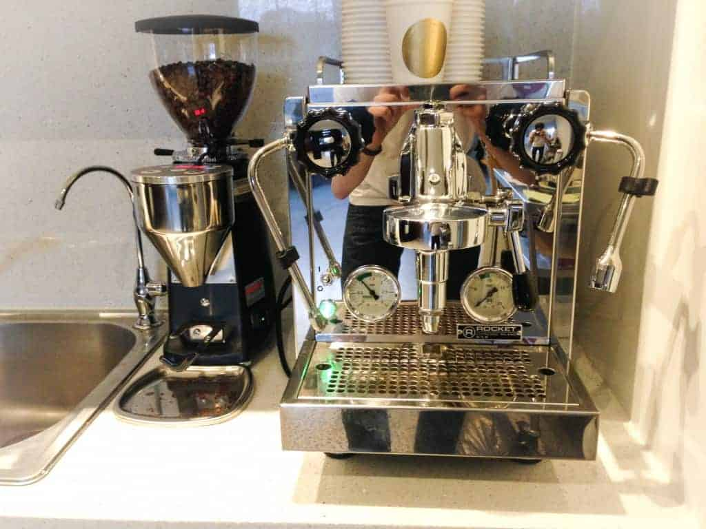 Best coffee grinder with espresso machine