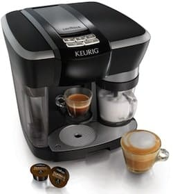 Keurig Rivo Cuccino Machine With Milk Frother