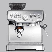 breville barista express cappuccino maker
