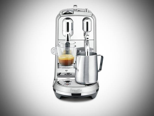 creatista plus review by breville