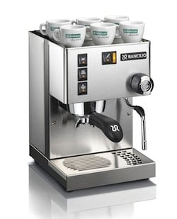 rancilio silvia best espresso machine under 1000