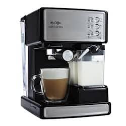 Mr coffee cappuccino maker