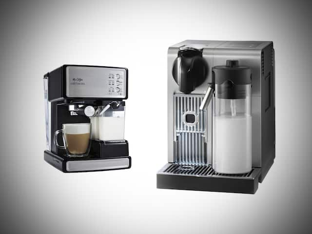 Coffee Maker With Frotherespresso Milk Frother Set Special For Cuccinos