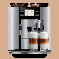 jura giga cappuccino machine