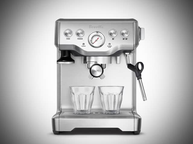 breville infuser review