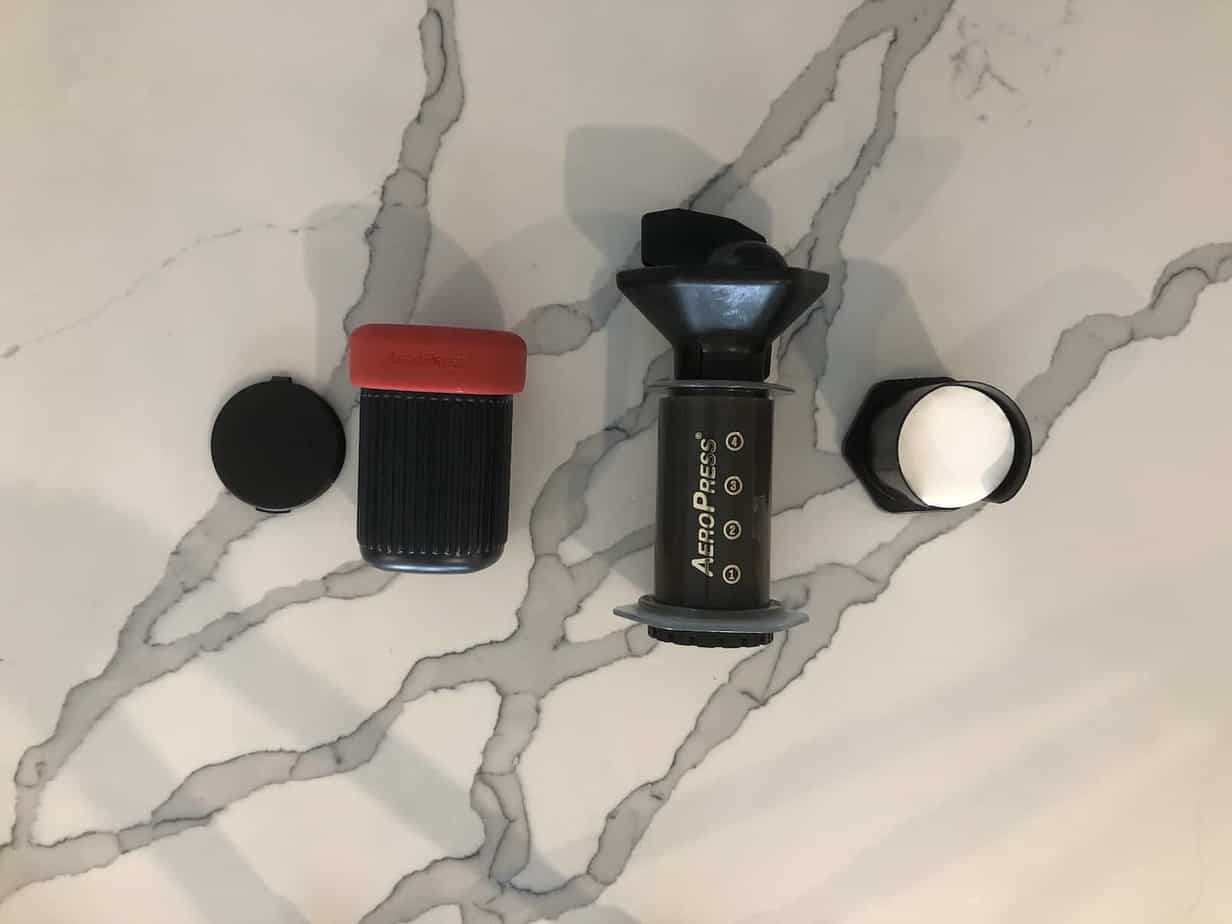 aeropress go vs aeropress